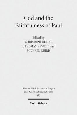 God and Faithfulness of Paul
